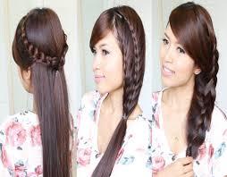 cute quick hairstyles for medium length hair imposing design cute easy hairstyles for medium hair incredible