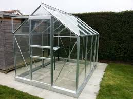 Palram Harmony Greenhouse Halls Popular 86 Greenhouse In Mill Finish Silver Greenhouses