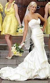 winnie couture katarina 9102 375 size 10 used wedding dresses