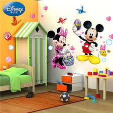 stickers chambre bébé disney colorcasa amovible 3d wall sticker bébé hauteur chambre stickers