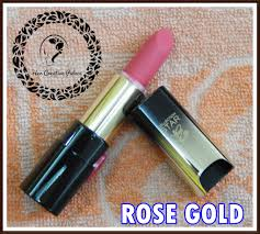 rose gold l shade l oreal paris color riche gold obsession lipsticks 7 shades