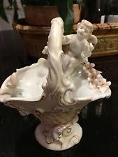 Capodimonte Vases Antique Antique Capodimonte Vase Ebay
