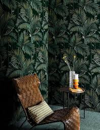 Wallpaper Interior Design Best 25 Green Wallpaper Ideas On Pinterest Green Floral