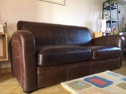 canapé cuir alinea meubles vintage occasion à étienne 42 annonces achat et