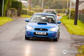 subaru dakar colin mcrae memorial run rms motoring