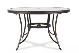 Mathis Brothers Patio Furniture by Agio Seville Patio Stained Glass Table Mathis Brothers Furniture