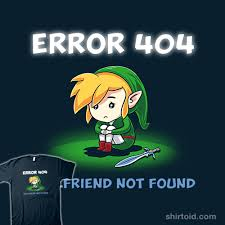 erro 404 no encontrado geapcombr error 404 girlfriend not found shirtoid