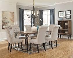 amazon com ashley furniture signature design tripton dining