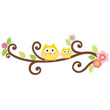 scroll tree letter branch wall decals caleydaniel pte ltd