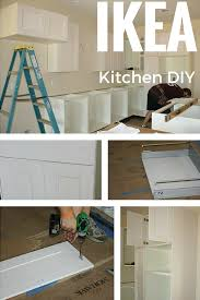 How To Install Kitchen Cabinets Yourself Ikea Kitchen Cabinet Update How We Feel About Our Ikea Kitchen 2