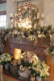 Decorate Inside Fireplace by Homegoods How To Decorate With Poinsettias For The Holidays