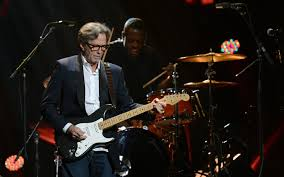 Blind Blues Guitar Player Just How Good Is Eric Clapton Telegraph