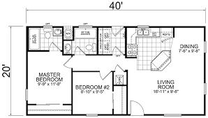 2 bedroom small house plans 2 bedroom 2 bath house plans terrific 12 plans guest house 20x40