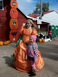 Pumpkin Princess Halloween Costume Pumpkin Princess U0026 Friends Siegel U0027s Pumpkin Farm