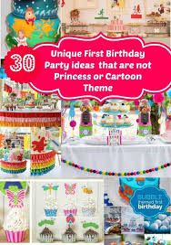 party ideas for unique birthday party ideas for no princess theme