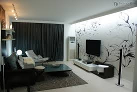 Living Room Wall Painting Living Room Exquisite On Living Room In - Living room paint designs
