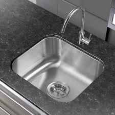 Undermount Kitchen Sink Reviews Winpro 18 X 16 Single Basin Undermount Kitchen Sink Reviews