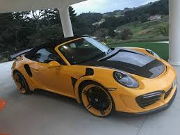 porsche stinger topcar stinger gtr is middle earth u0027s loudest 911