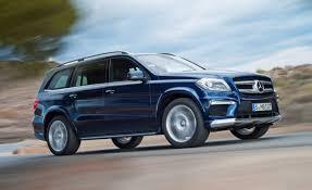 2013 mercedes benz gl350 diesel gl450 gl550 first drive