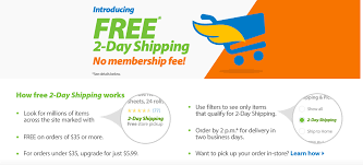 Totally Free Business Cards Free Shipping Amazon Drops Its Free Shipping Minimum To 25 Undercutting