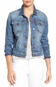 Comfort Colors Washed Denim Jean Jackets Women U0027s Denim Jackets U0026 Vests Nordstrom