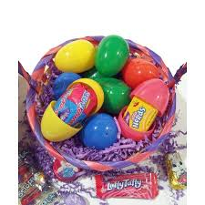 filled easter eggs 50 pre filled easter eggs for hunt w brand candies chocolates
