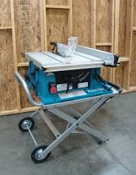 Best Portable Table Saws by Makita 2705x1 Review A Contractor Table Saw