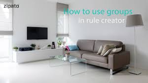 how to use groups and how to make a rule with them youtube