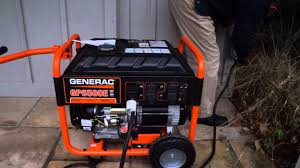 generac gp6500 youtube
