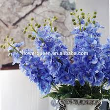 Silk Flowers Wholesale List Manufacturers Of Delphinium Silk Flowers Buy Delphinium Silk