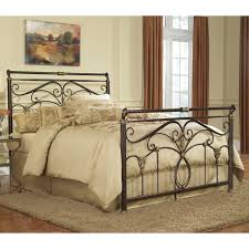 Steel Headboards For Beds Fashion Bed Group Lucinda Sleigh Bed Hayneedle