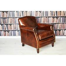 furniture elegant leather wingback chair for home furniture ideas