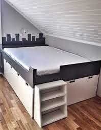 Ikea Ottoman Bed Bedroom Storage Bench Amazon End Of Ottoman Ikea Marius Stool