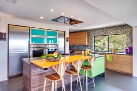 modern kitchen features 31 cool and colorful kitchens