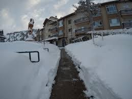 photos of snow sierra snow tahoe resorts receive 5 feet of snow in 48 hours