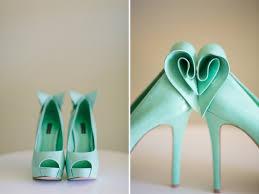 mint wedding shoes 16 best chaussure mariage images on aqua shoes blue
