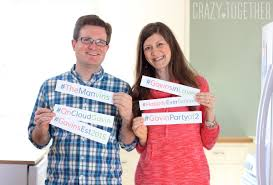 wanted the perfect wedding hashtag crazy together