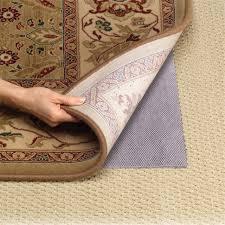 Non Slip Rug Pads For Laminate Floors Deco Lovers Total Grip Non Slip Underlay Woven Underlay Rugs