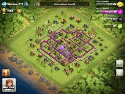 clash of clans hog rider hog riders op th7 three stars almost maxed th8