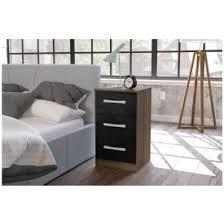 links walnut and black high gloss bedroom furniture 89 399