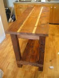 kitchen island made from reclaimed wood kitchen island made from reclaimed wood alfiealfa