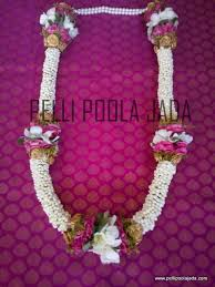 indian wedding garlands online jasminegarland jg008 mumbai pelli poola