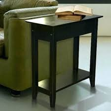 small rectangular end table small rectangular end tables medium size of metal wood side table