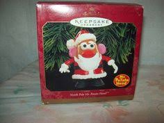2000 hallmark ornament mr potato miniature hallmark