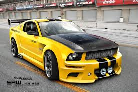 mustang designs ford mustang race ready by yasiddesign on deviantart