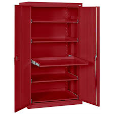 sandusky 66 in h x 36 in w x 24 in d steel heavy duty storage
