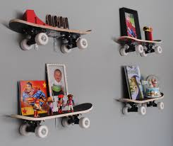Skateboard Shelf Cool Tall Corner Shelves Collection For Your Home Furniture Design