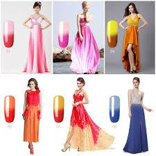 50423j canni nail arts design color change gel polish canni