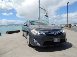 toyota camry xle for sale 2012 toyota camry xle for sale in honolulu