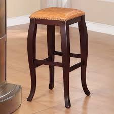 Linon Home Decor Bar Stools by Linon San Francisco 30 In Square Top Bar Stool Wenge Hayneedle